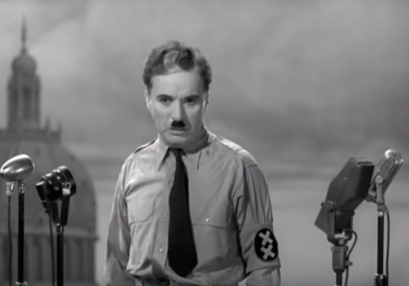 chaplin the great dictator