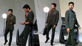 vijay shooting